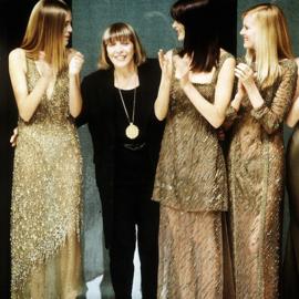 Addio a Krizia, una delle ultime artiste della moda italiana