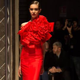 One More Dance, i volteggi della Couture di Rani Zakhem