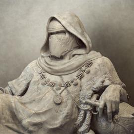 I protagonisti di Star Wars diventano sculture nelle opere d'arte di Travis Durden