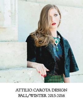 attilio.carota design, Fall/Winter 2015-2016
