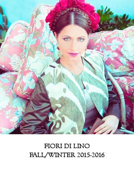 Fiori di Lino, Fall/Winter 2015-2016