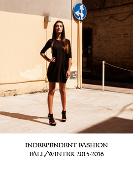 InDeependent Fashion, Fall/Winter 2015-2016
