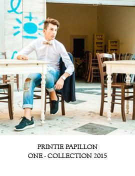 Printie Papillon, One Collection 2015