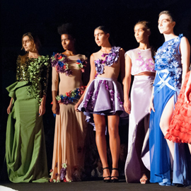 UED Fashion Night 2015: moda e arte in una sera d'estate