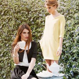 Fashion Tea, l'aristocratico racconto di un pomeriggio di primavera
