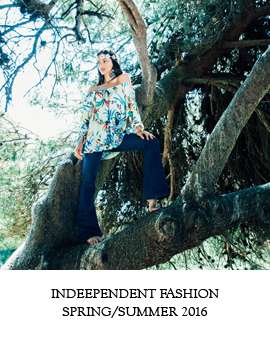 InDeependent Fashion, Spring/Summer 2016