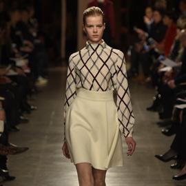 Il Ready To Wear 2015 di Oscar de la Renta a New York, Collezione Autunno/Inverno