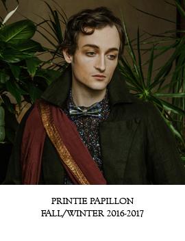 Printie Papillon, Fall/Winter 2016-2017