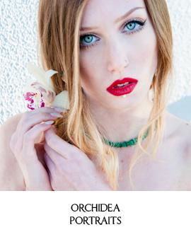 orchidea portrait