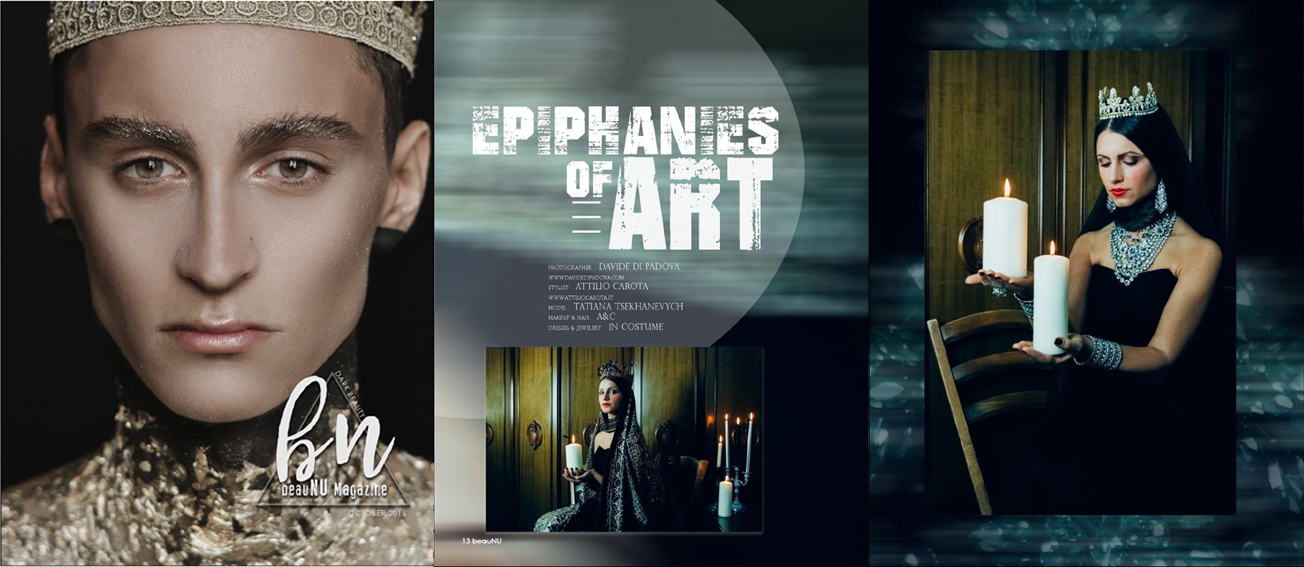 Epiphanies of Art